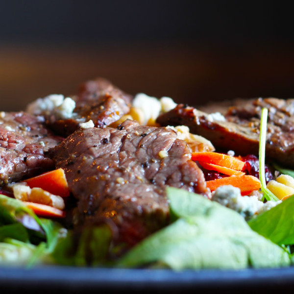 Pub Steak Salad